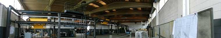 Servizi di carpenteria metallica